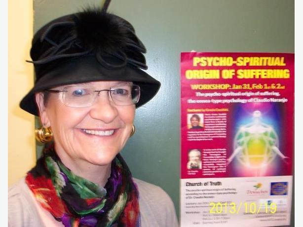 Psychic Kathleen Meadows, M.A.