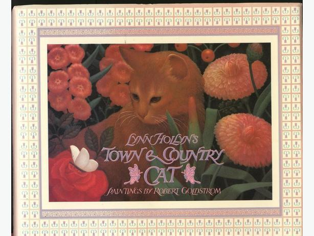 Town & Country Cat by Lynn Holyn