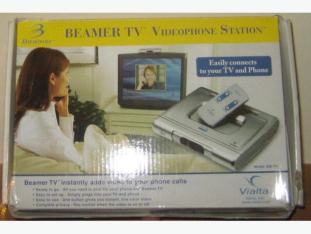 Beamer TV Videophone