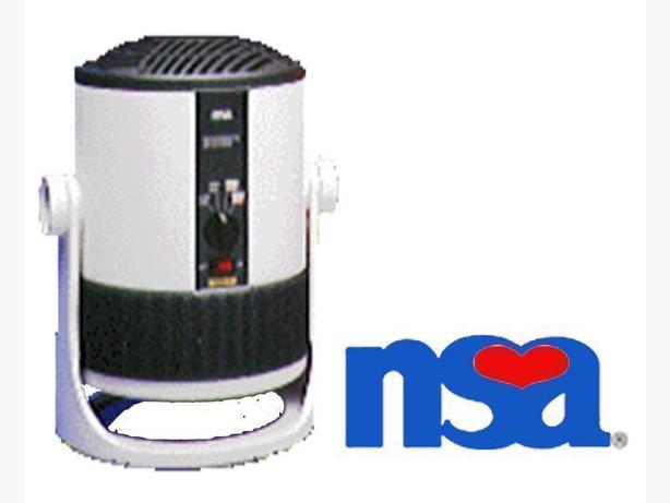 Air Purifier ~ NSA w/ Heat
