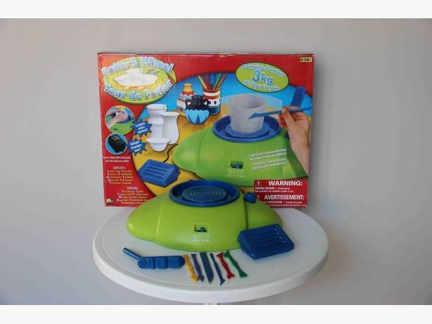 Bojeux/Play Art Electric Potter's Wheel + Transformer