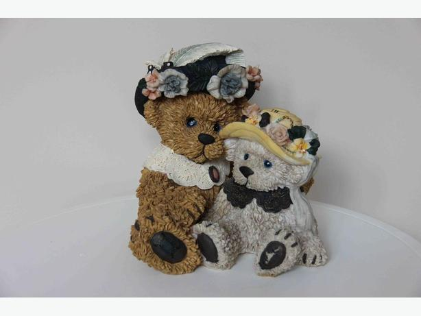 Young's Large Resin Teddy Bear Figurine