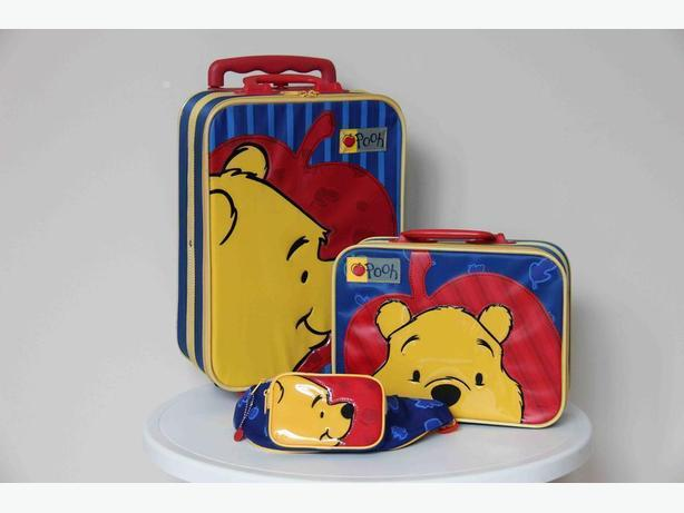 Winnie-the-Pooh Travel Baggage