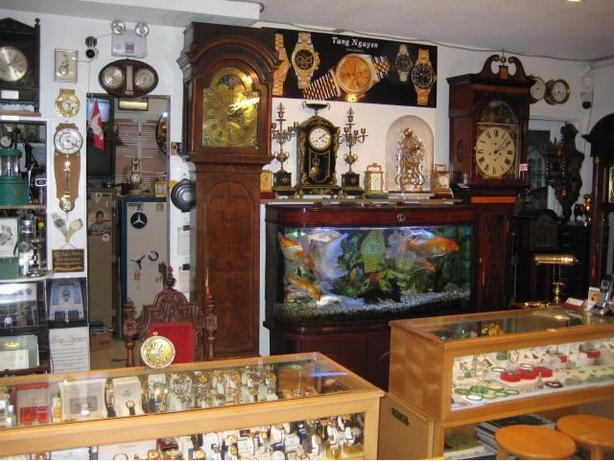 Antique Mechanical/Quartz Watch & Clock Repairs and Servicing