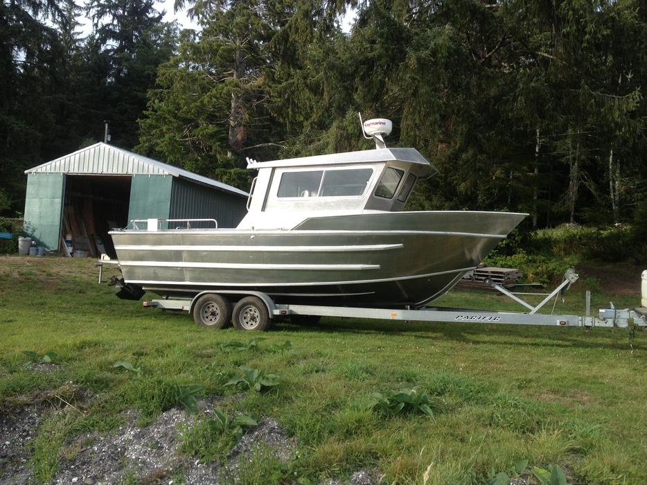 Aluminum Boat Builders Vancouver Island