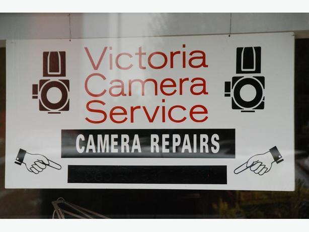 Camera Repair Service