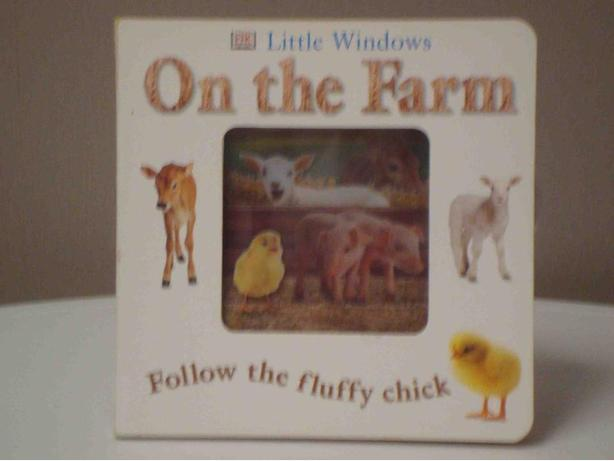 Little Windows - On the Farm (Hardcover)