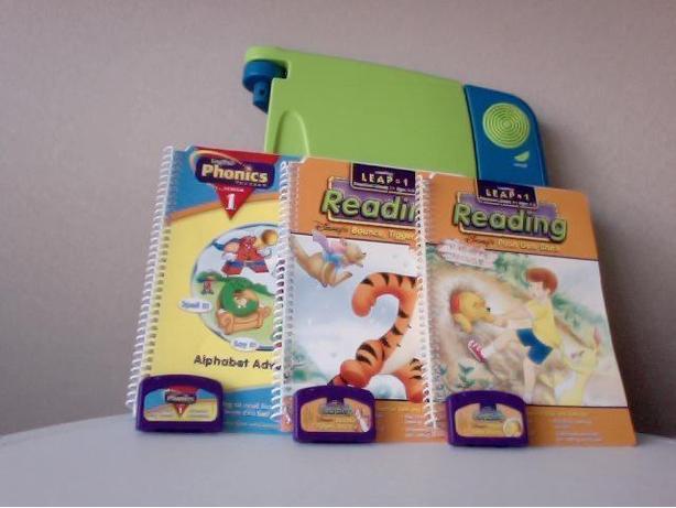 LeapFrog LeapPad & Interactive Books