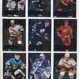 95/96 Edge Ice Future Legends Set Curtis Joseph Rheaume