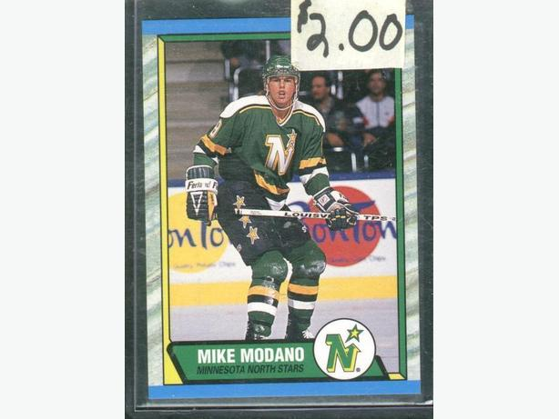 2003/04 Topps Lost Rookie Card Mike Modano