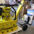 NEW MS 330E PLATE COMPACTOR c/w ELECTRIC START