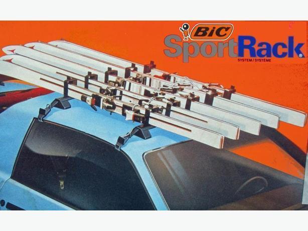 Ski Racks ~ BIC Sport Rack