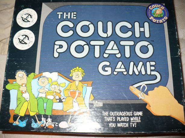 Couch Potato Game