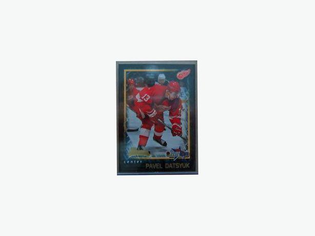 2001-02 Bowman YoungStars Hockey Card set