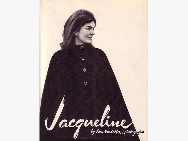 Jacqueline by Ron Galella