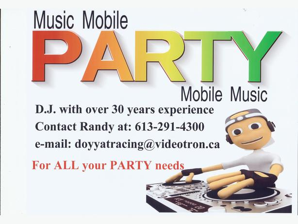 PARTY MOBILE MUSIC