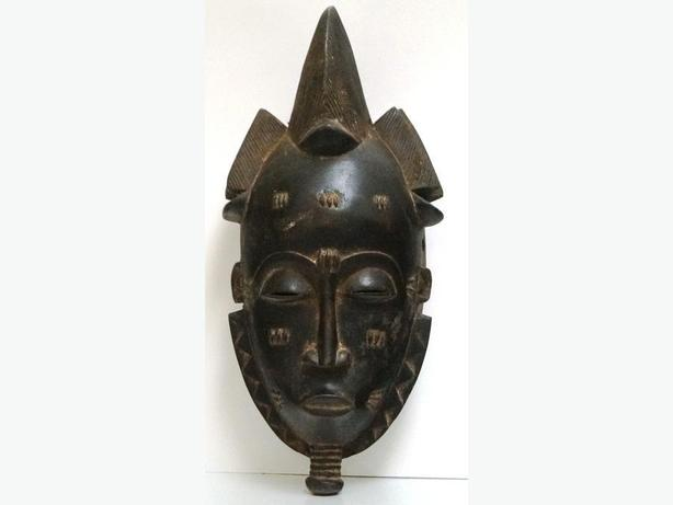 PRICE REDUCED African Masks - Baule Mask