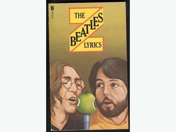 3 Beatles Paperback Books by