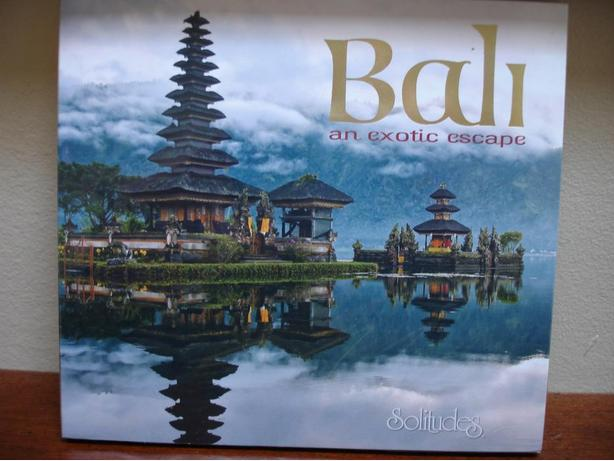 BrandNewBeautifulExotic Escape Bali Relaxing Music CD -StillInSealedPkg