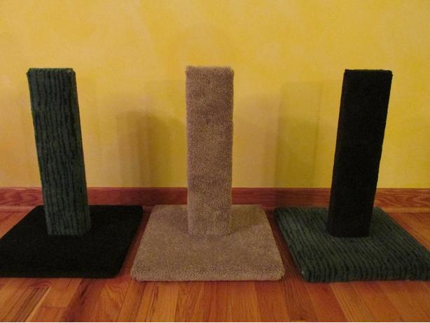 Scratching posts for cats, brand new.