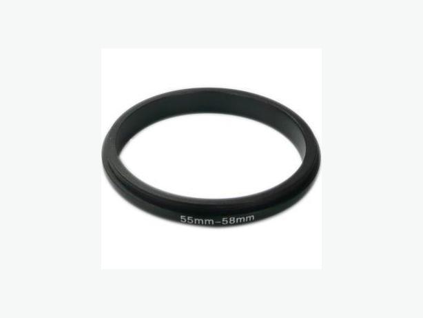 New Macro Reverse Ring / reversing adapter 58mm to 58mm