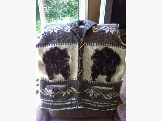 My Cowichan Knitting
