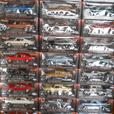 The Most Badass Muscle Cars 1:18 Diecast