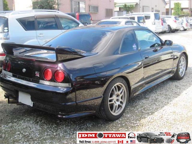 Campbell Nelson Nissan >> 1995 Nissan JDM Skyline R33 GTR BCNR33 Outside Ottawa ...