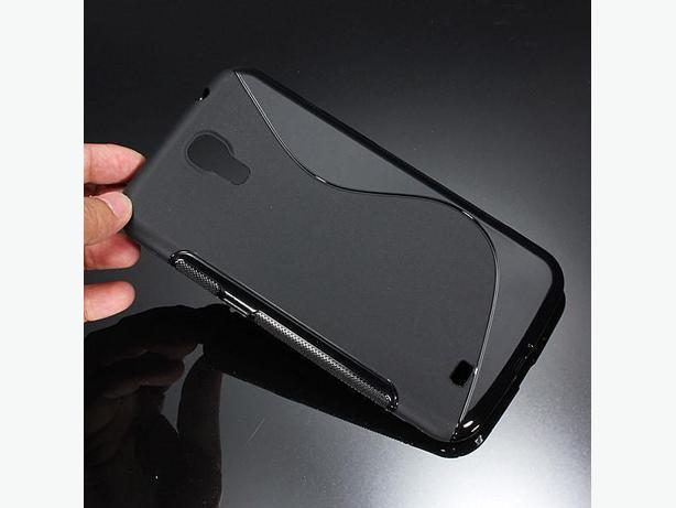 New S Line TPU Gel Silicone Case for Samsung Galaxy Mega