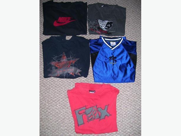 Brand Name Jackets - Shirts - Jeans