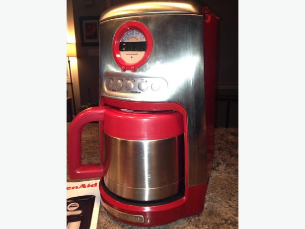 Kitchenaid Coffee Maker Stainless Steel Carafe : KitchenAid carafe coffee maker West Shore: Langford,Colwood,Metchosin,Highlands, Victoria