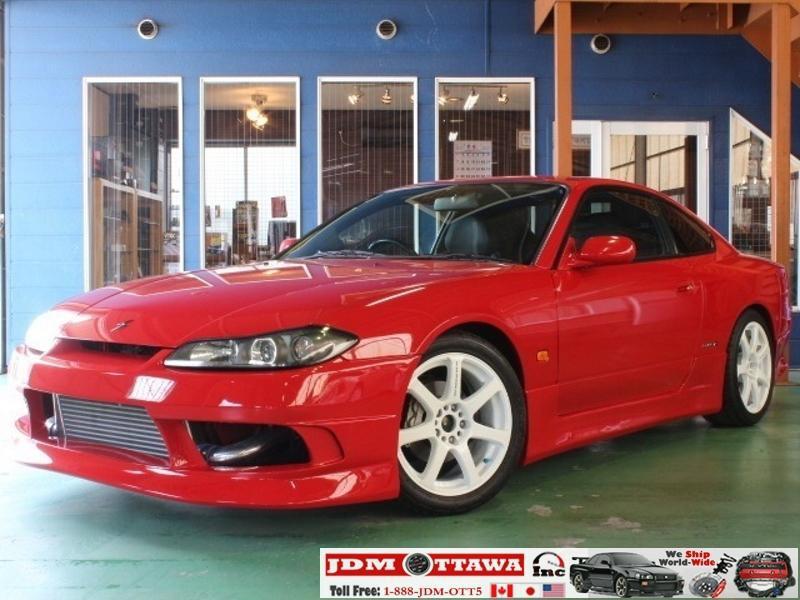 1999 Nissan Jdm Rhd Silvia S15 Spec R Mississauga Toronto