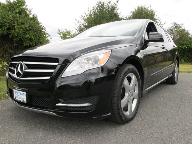 2011 mercedes benz r350 bluetec 4matic outside victoria for Mercedes benz r350 4matic