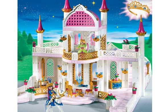 Playmobil princess castle reduced cowichan bay cowichan - Chateau princess playmobil ...