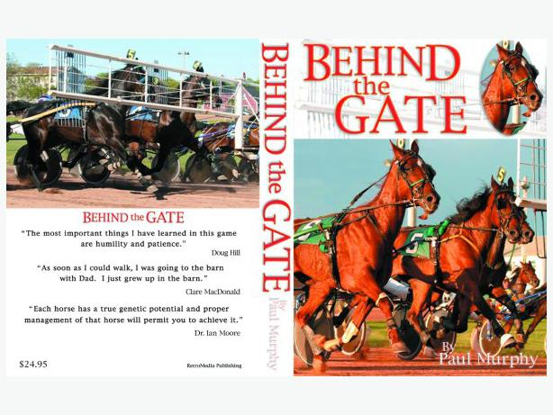 BEHIND THE GATE by PAUL MURPHY
