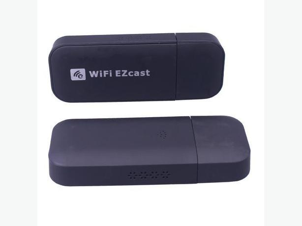 WiFi EZCast TV Dongle, Supports Miracast, DLNA, AirPlay Functions