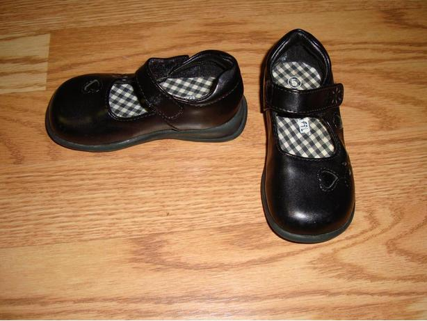 Another Size 5 Toddler Black Dress Shoes For Sale - Excellent Condition!