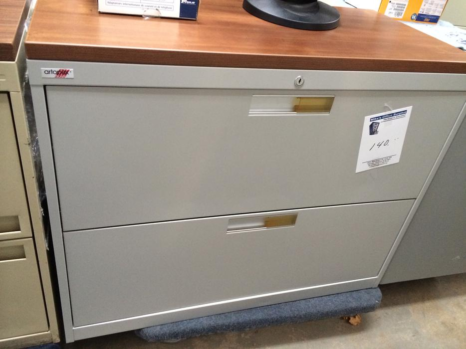 2 Drawer Lateral File Cabinets New Stock Gloucester Ottawa