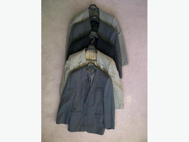 Size 46 Men's Designer Jackets