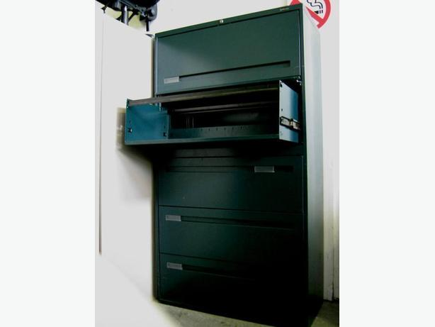 5 Drwr Lateral File Cabinet