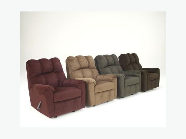 New Raulo Rocker Recliner