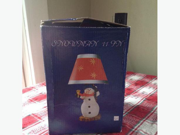 Holiday lamp