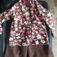 Pink & Brown Outfit - Size 3