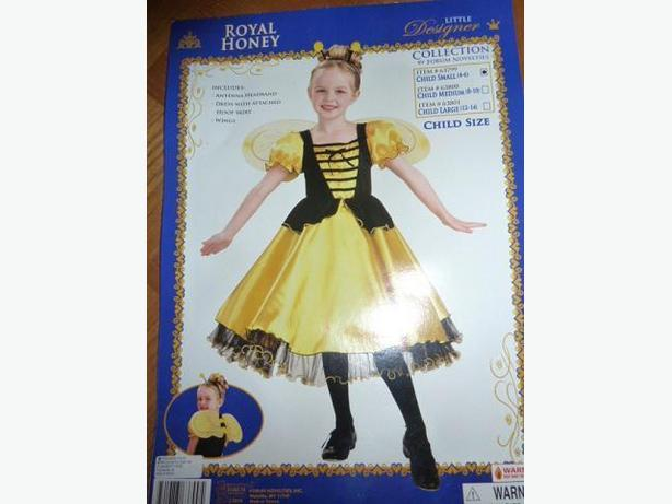 Girls Royal Bumblebee Dress