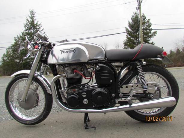 Classic Motorcycle Restorations Full or Partial