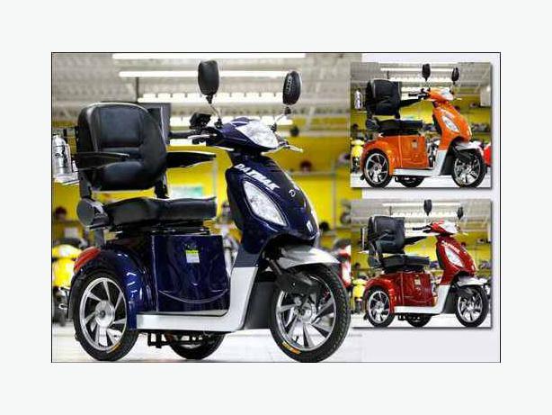 Daymak Rickshaw Manual