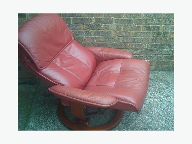 Broken Stressless And Ekornes Furniture I Repair And Redye Stressless