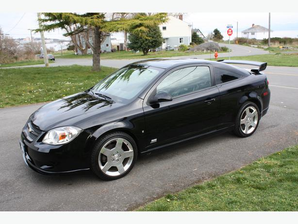 2007 chevrolet cobalt ss esquimalt view royal victoria. Black Bedroom Furniture Sets. Home Design Ideas