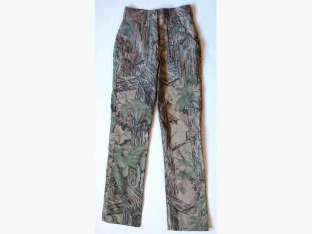 Goretex camo ladies pants, Realtree, size 4