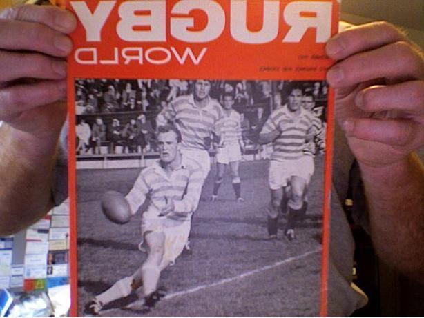 Rugby Magazines  and More
